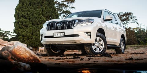 2019 Toyota Prado, HiAce recalled