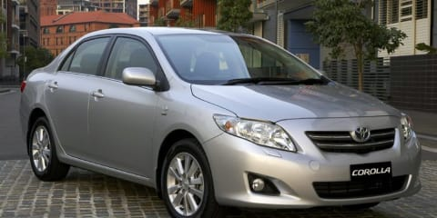 2009 Toyota Corolla Review & Road Test