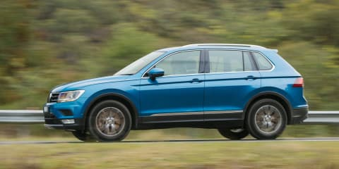 Volkswagen Tiguan beats its sales record, pre-orders for hotted-up 162TSI soar
