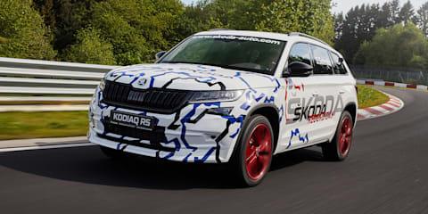 2019 Skoda Kodiaq RS: Bi-turbo diesel confirmed, unlikely for Australia – UPDATE
