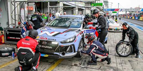 Hyundai i30 N completes Nürburgring 24 Hours