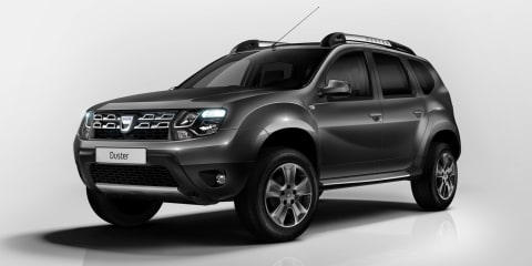 Dacia Duster: Romanian SUV facelifted for 2014