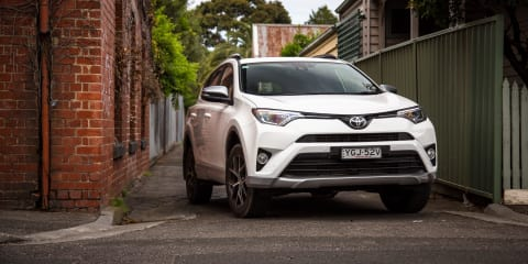 2017 Toyota RAV4 GXL review: Long-term report two - comfort and the urban grind