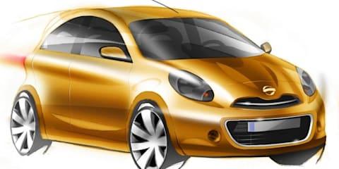 2011 Nissan Micra confirmed