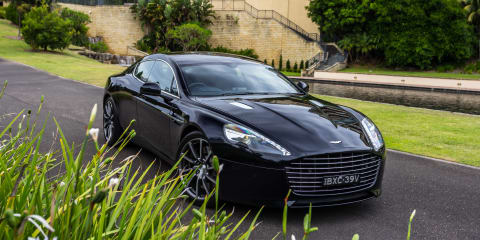 Aston Martin DB9, DBS, Rapide, Virage and Vanquish recalled for gearbox fix