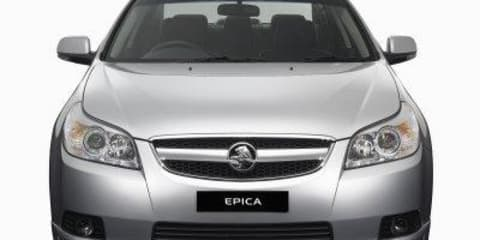 2007 Holden Epica - Korean Goodness