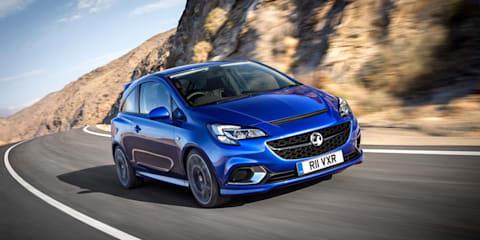 Opel Corsa OPC/Vauxhall Corsa VXR photos leaked online