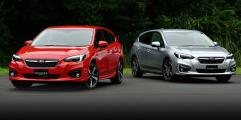 2017 Subaru Impreza pricing and specs: Australian details for all-new hatch and sedan
