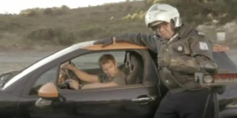 Video: Citroen DS3 Racing advertisement with Sébastien Loeb