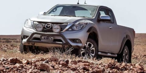 2016 Mazda BT-50 Review: Coober Pedy Off-Road Adventure