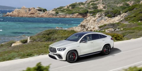 Mercedes-AMG GLE63 S Coupe revealed, here later this year