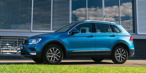 2019 Volkswagen Tiguan pricing and specs