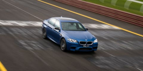 2015 BMW M5 Pure Edition Review: Track test