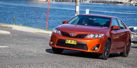 Toyota Camry RZ Review