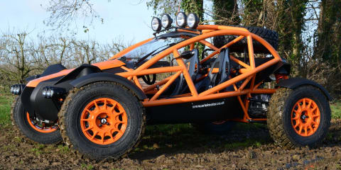 Ariel Nomad to debut at the UK International Autosport Show