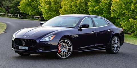 2014-15 Maserati Ghibli, Quattroporte recalled