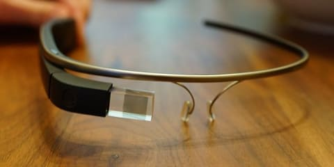 Google Glass-wearing driver's fine dismissed