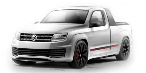 Volkswagen Amarok R-Style: 600Nm sports ute concept teased