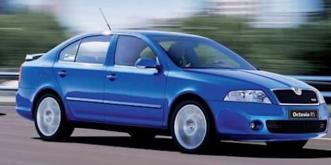 2007 Skoda Octavia RS