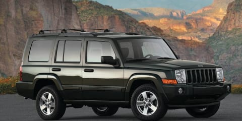 Jeep Commander 'unfit for human consumption': CEO