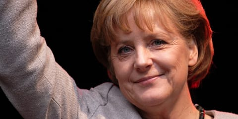 German chancellor keen on petrol and diesel sales ban