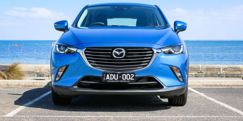 2015 Mazda CX-3 pricing and specifications