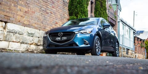 2017 Mazda 2 GT hatch review