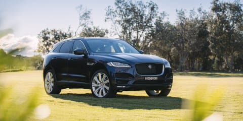 2017 Jaguar F-Pace recalled for wiring fix:: 36 vehicles affected