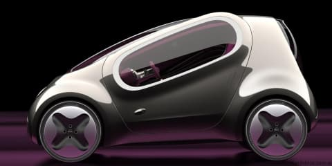KIA Pop Electric Vehicle Concept