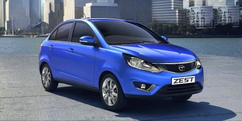 Tata Zest and Bolt : global city cars on Australian radar