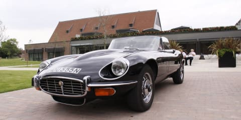 1974 Jaguar E-Type S.3 V12 Driven