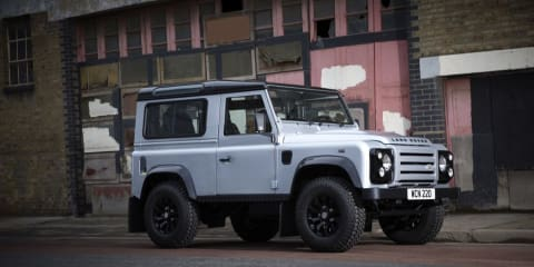 Land Rover Defender replacement confirmed