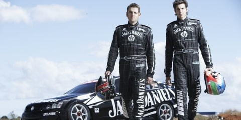 Kelly Racing V8 Supercar team launched