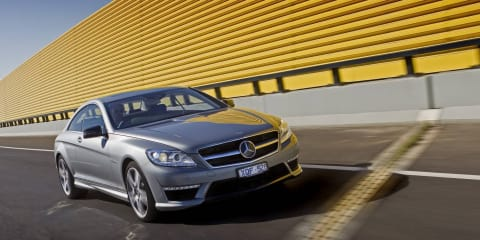 2011 Mercedes-Benz CL 63 AMG, CL 65 AMG launched in Australia