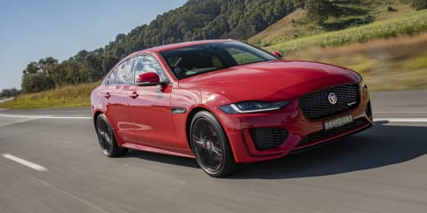 Jaguar remains committed to sedans