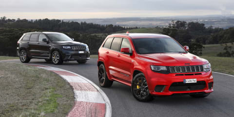 Jeep Australia cuts service prices – on most models