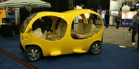 11 strange car names:: What were they thinking?