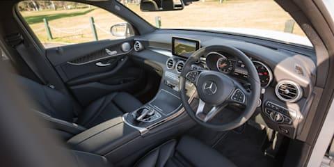 2017 Audi Q5 2.0 TDI Sport v Mercedes-Benz GLC 220d comparison