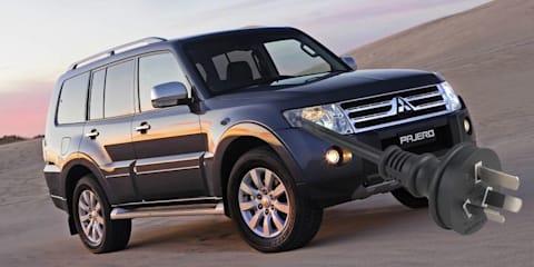 Mitsubishi going Hybrid - Plug-in Hybrid Mitsubishis coming