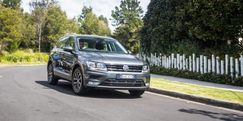 2017 Volkswagen Tiguan 132TSI Comfortline Review