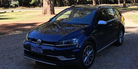 2017 Volkswagen Golf Alltrack 132TSI review