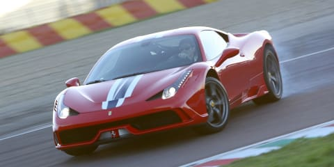 Ferrari 458 Speciale: $550K supercar debuts in Australia
