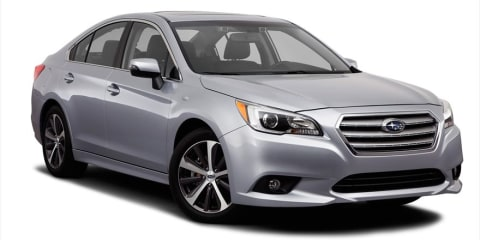 2015 Subaru Liberty : Aiming to take advantage of large car sales decline