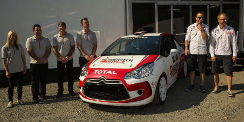Citroen to enter Australian Rally Championship in 2014