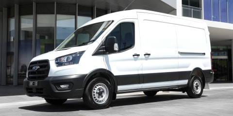 2020 Ford Transit and Transit Custom recalled for suspension arm fault