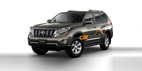 2016 Toyota Prado revealed in compliance images