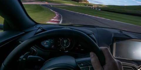 Aston Martin AMR Drivers' Club track experience announced