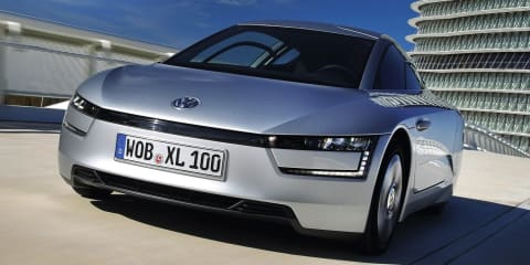 Volkswagen XL1 four-seat model planned - report