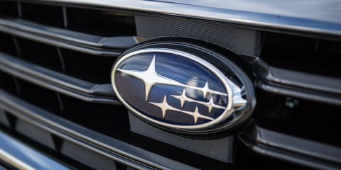 Subaru seven-seat SUV unlikely for Australia