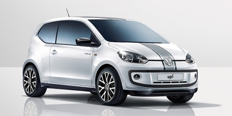 Volkswagen Rock Up! and Groove Up! hit the high notes